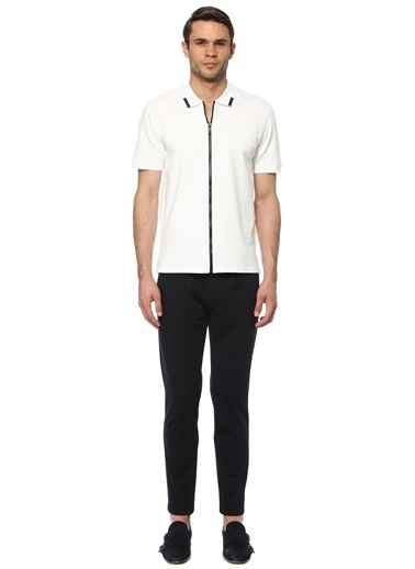 NetWork Sweatshirt Beyaz